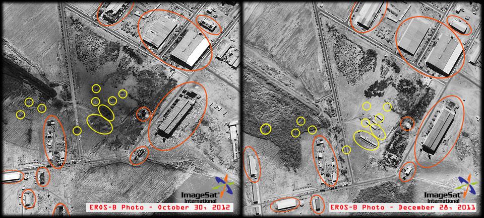 معلومات دقيقة حول عملية قصف اليرموك Yarmouk_bda1