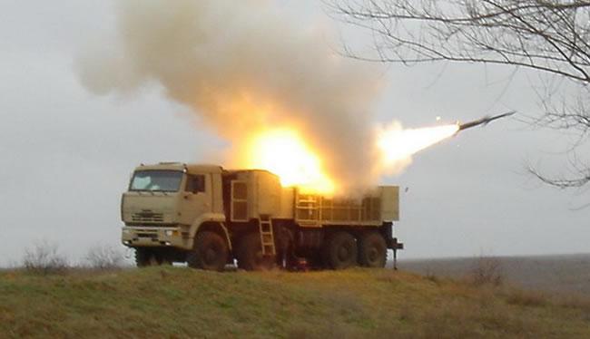 نظام الدفاع الجوي الإيراني: من صواريخ الهوك إلى الـ S-300   Pantsir-s1650