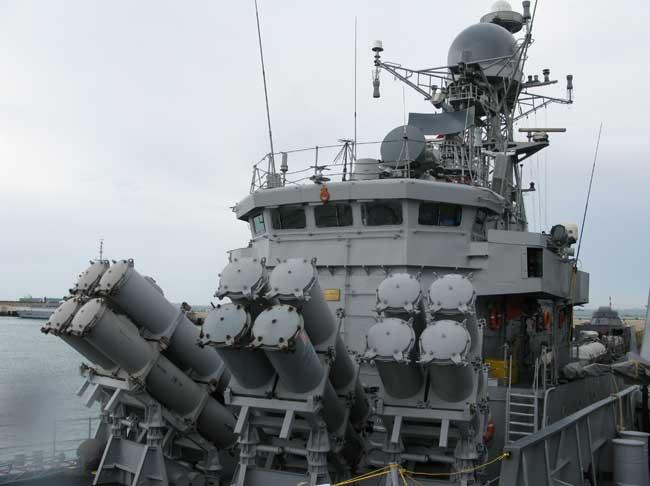 زوارق الصواريخ من الاتحاد السوفيتي وحتي روسيا الاتحادية INS_Kirch