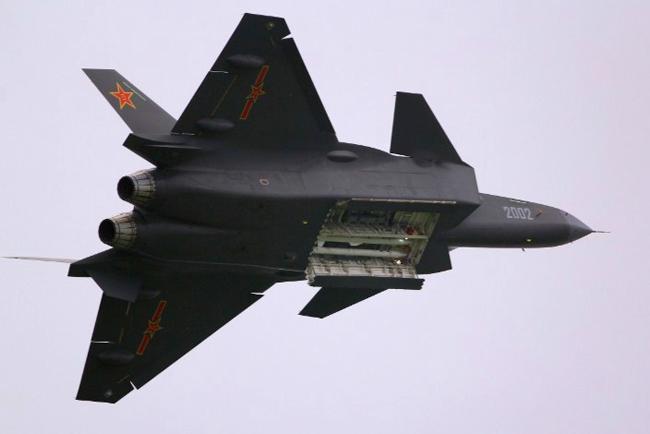 المقاتلة الصينية J-20 Mighty Dragon المولود غير الشرعي J20weaponsbay650