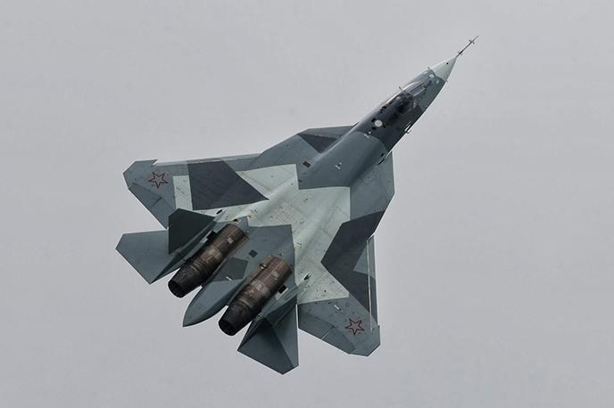 Sukhoi PAK DA ( bombardero estratégico de nueva generación Rusia ) Sukhoi-PAK-FA
