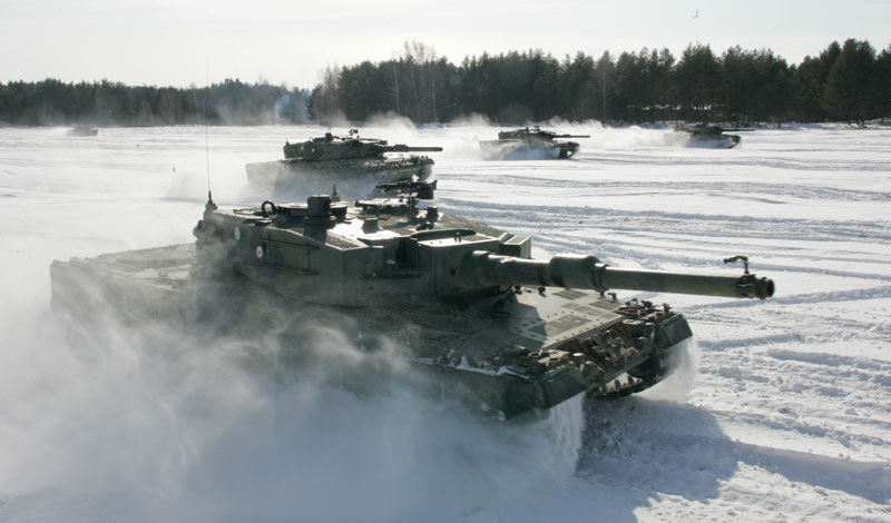 EJERCITO DE FINLANDIA Finnish_army_leopard2a4