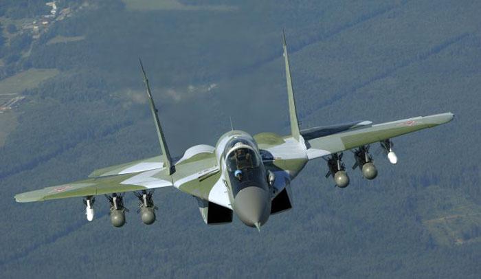 روسيا توافق على امداد مصر بعدد 46 مقاتله جيل رابع ++ من طراز ميج29  المطورة (MIG-35) - صفحة 4 Mig29smt_front700