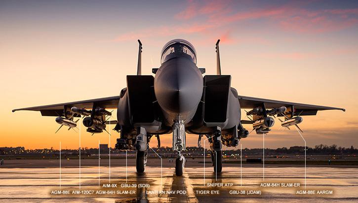 بوينغ تكشف النقاب عن المقاتلة السعودية F-15SA بتشكيلات أسلحة متنوعة Eagle_f15sa_new_config1021_725