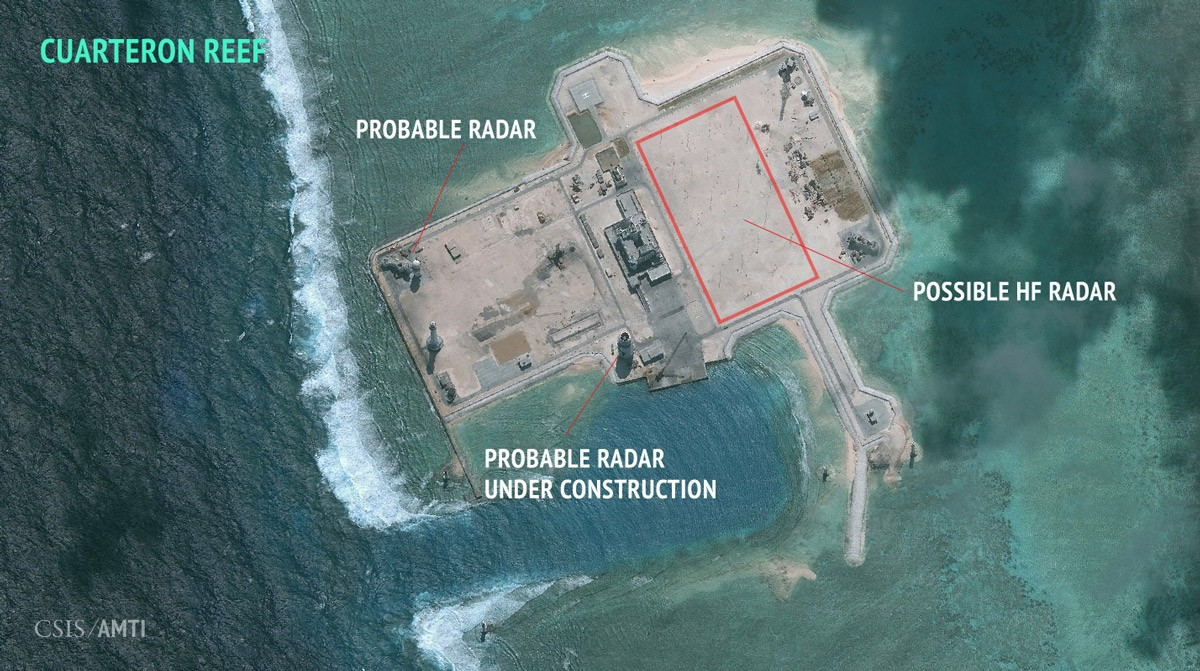 China build artificial islands in South China Sea - Page 5 Possible-radar