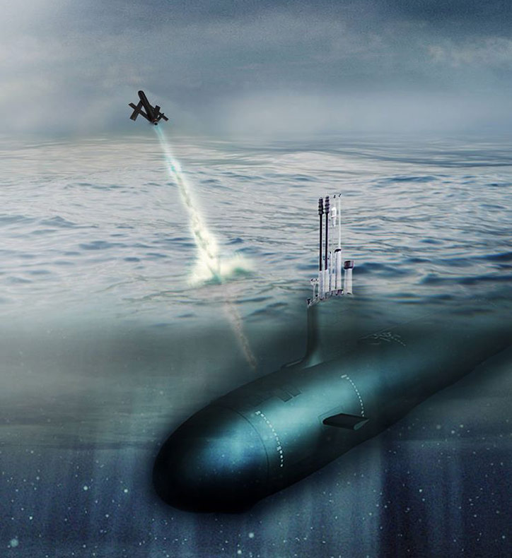 US Navy and Naval Aircraft: News - Page 6 Sub_launched_drone_725