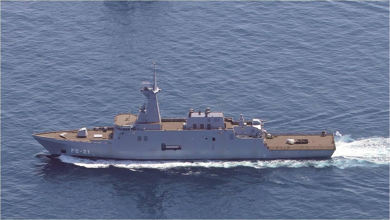"""احدث الصفقات العسكرية البحرية للدول العربية """" موضوع مجمع """" Cubierta_limpia_bajab1"""
