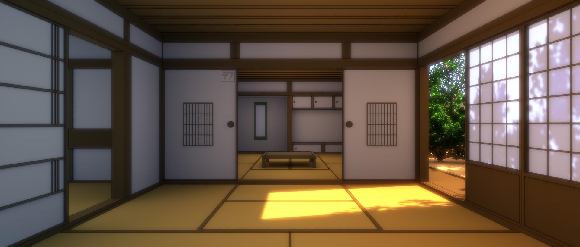 Imanje Uzunami porodice (Shigeru) Anime_house