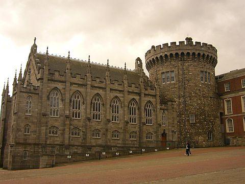 Castelo de Dublin Dublin4