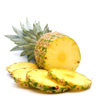 Une idée... Ananas