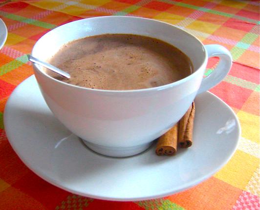 Vendredi 9 novembre Chocolat-chaud