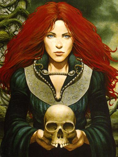 LA COMPLAINTE DES LANDES PERDUES (et aussi celle de Raven) Morigane