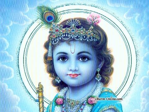 Autant commencer par moi ! Krishna1baby