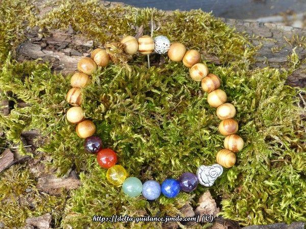 Bracelets pierres rondes  0155da73