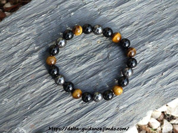 Bracelets pierres rondes  9e84bbc3