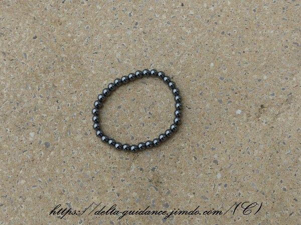 Bracelets pierres rondes  A4a9de9f
