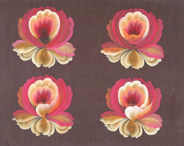Тагильская роза. МК. Post-1065299-1265661790