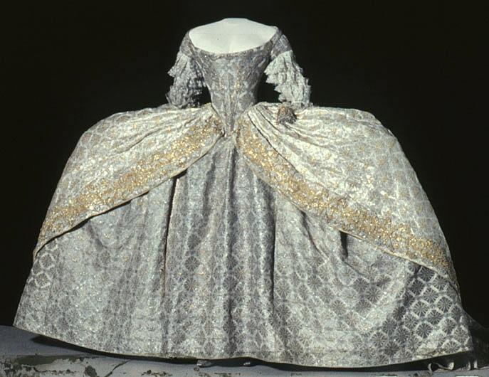 Robes du XVIIIe siècle Lovisa-Ulrika