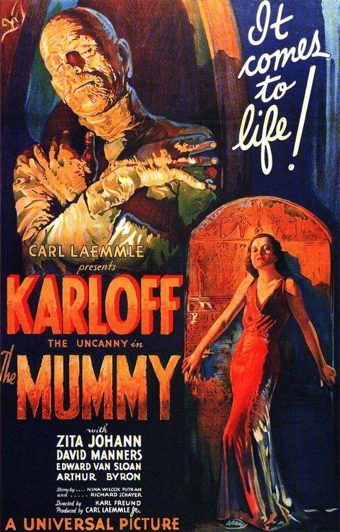 Dnevnik gledanja - Page 2 The-mummy-1932