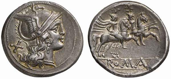 denario republica Dean