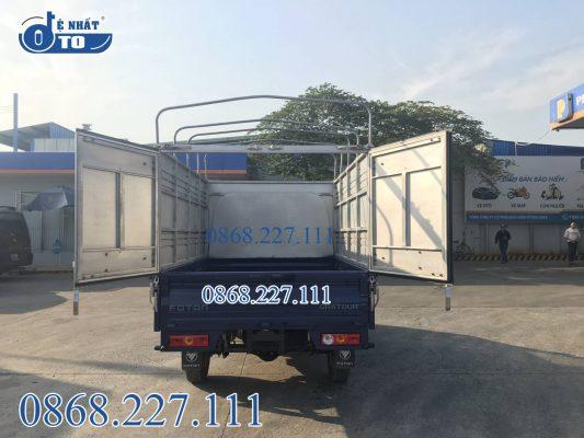 Chợ ôtô: Xe tải Foton, xe tải 990kg, xe tải foton 850kg, xe tải foton t3 thùng b 1-1-533x400