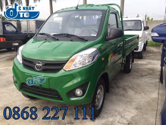 Xe máy, mô tô: Mua xe tải nhỏ 990kg - Xe Foton 990kg T3 1.5L khuyến mại 100% phí 2-4-533x400