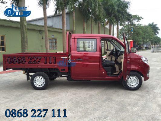 Chợ ôtô: Xe tải Trường Giang T3, xe tải 5 chỗ, xe tải cabin đôi, xe tải 810kg 2-5-533x400