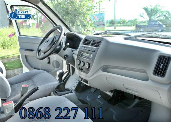 Xe máy, mô tô: Mua xe tải nhỏ 990kg - Xe Foton 990kg T3 1.5L khuyến mại 100% phí 3-2-560x400