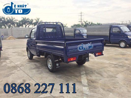 Xe máy, mô tô: Mua xe tải nhỏ 990kg - Xe Foton 990kg T3 1.5L khuyến mại 100% phí 3-6-533x400