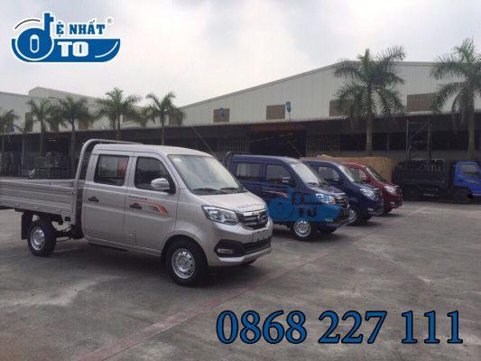 Chợ ôtô: Xe tải Trường Giang T3, xe tải 5 chỗ, xe tải cabin đôi, xe tải 810kg 4-2-533x400