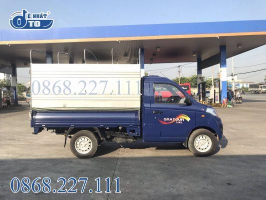 Chợ ôtô: Xe tải Foton, xe tải 990kg, xe tải foton 850kg, xe tải foton t3 thùng b 6-533x400