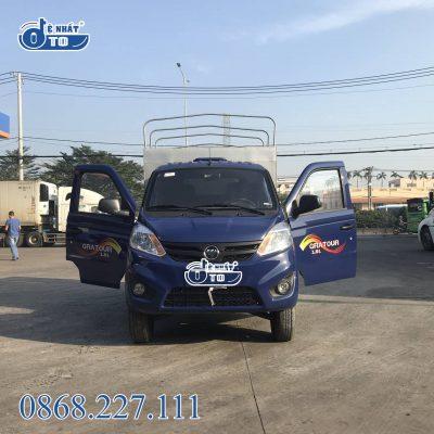 Chợ ôtô: Xe tải Foton, xe tải 990kg, xe tải foton 850kg, xe tải foton t3 thùng b 7-400x400