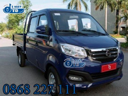 Chợ ôtô: Xe tải Trường Giang T3, xe tải 5 chỗ, xe tải cabin đôi, xe tải 810kg Xe-tai-truong-giang-cabin-doi-t3-533x400
