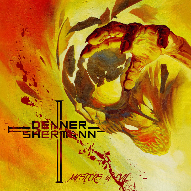 KING DIAMOND - Página 6 Denner_Shermann_Album_Cover_800