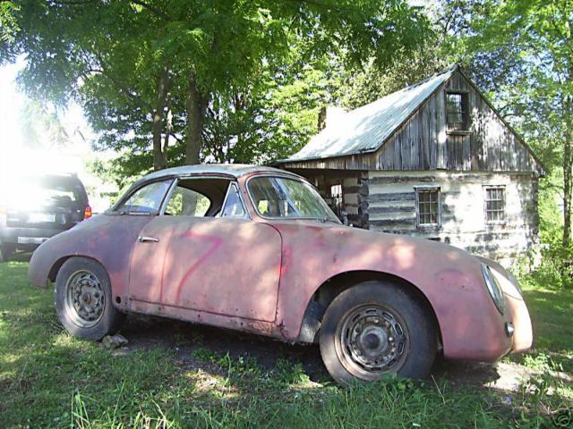 Photos de Porsche à restaurer 356Wreck02