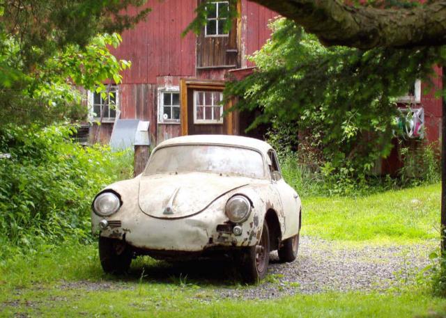 Photos de Porsche à restaurer 356Wreck08