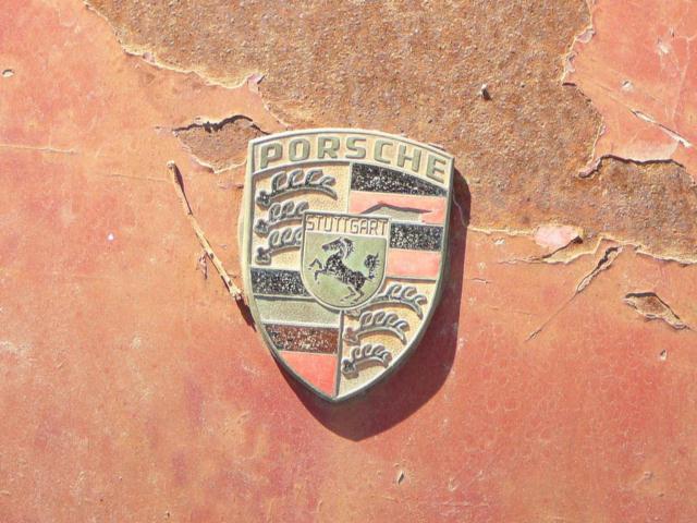 Photos de Porsche à restaurer 356Wreck94