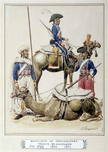 Trompette du Régiment des Dromadaires en 1800 (180 mm) - Page 6 Rdro2