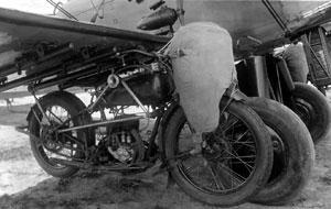 Projets de chars volants des années 1930 et 40 1818-8