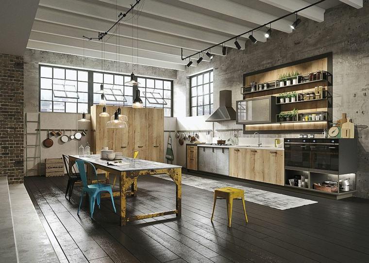 Demande de logement - Page 13 Cuisine-style-atelier-moderne