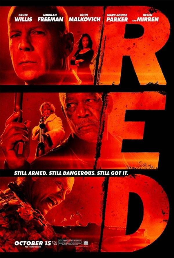 Koji film ste poslednji gledali? - Page 12 RED