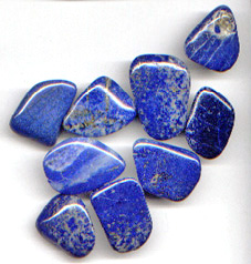 делаем Лазурит Lapis-lazuli