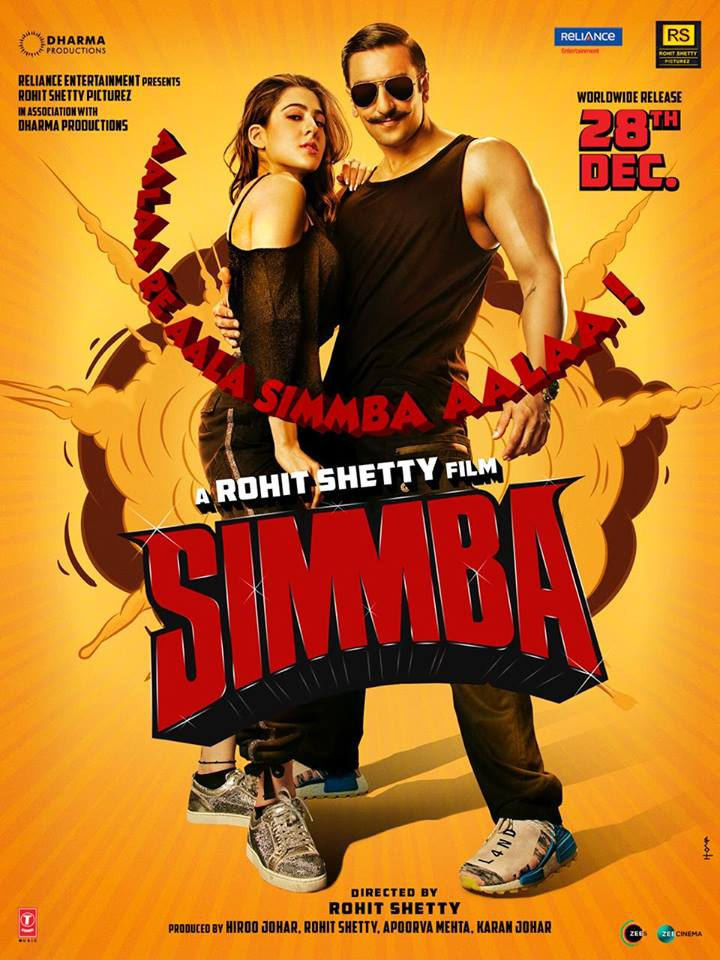 SIMMBA (2018) con RANVEER SINGH + Jukebox + Sub. Español + Online 48418151_735881883457395_402218232661934080_n