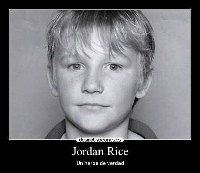 Salvad primero a mi hermano Jordan_Rice_SMH_3