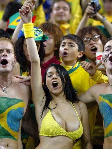 BRASIL vs ARGENTINA Victoria-brasil