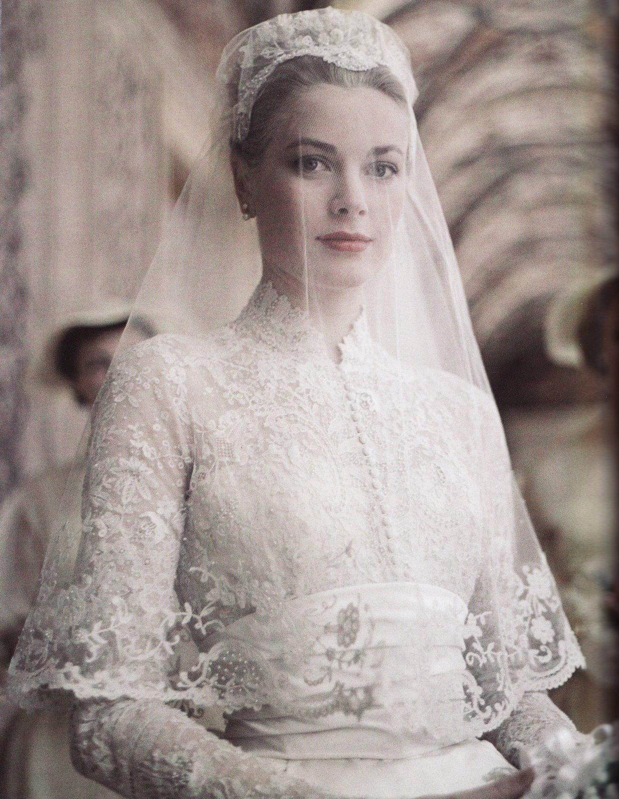 GRACE  1929 - 2009 - Página 2 Grace-kelly-bride-7904401