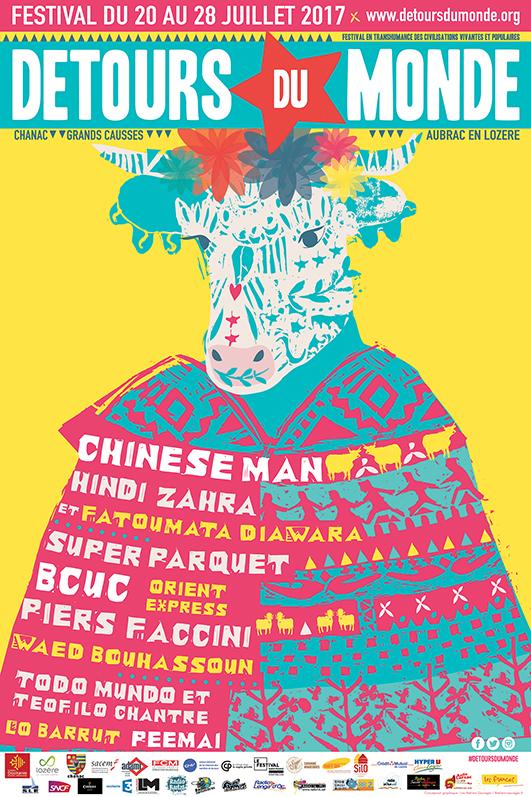 14ème FESTIVAL DETOURS DU MONDE Du 20 au 28 JUILLET 2017 DDM17-Affiche-imageWEB