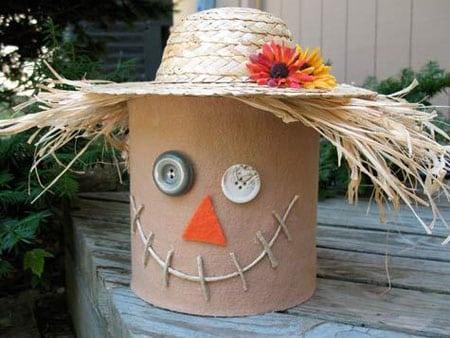огородное пугало ( чучело) своими руками Childrens_crafts_16