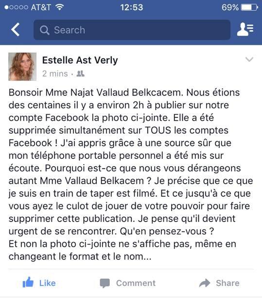 [Arrêt sur images] Comment le cabinet de Vallaud-Belkacem a fait supprimer un article de la Dépêche Estelle-Ast-%C3%A0-Najat-Vallaud-Belkcacem-1