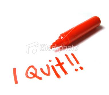 قررت تجميد العضوية لأجل غير مسمى Ist2_7867680-i-quit